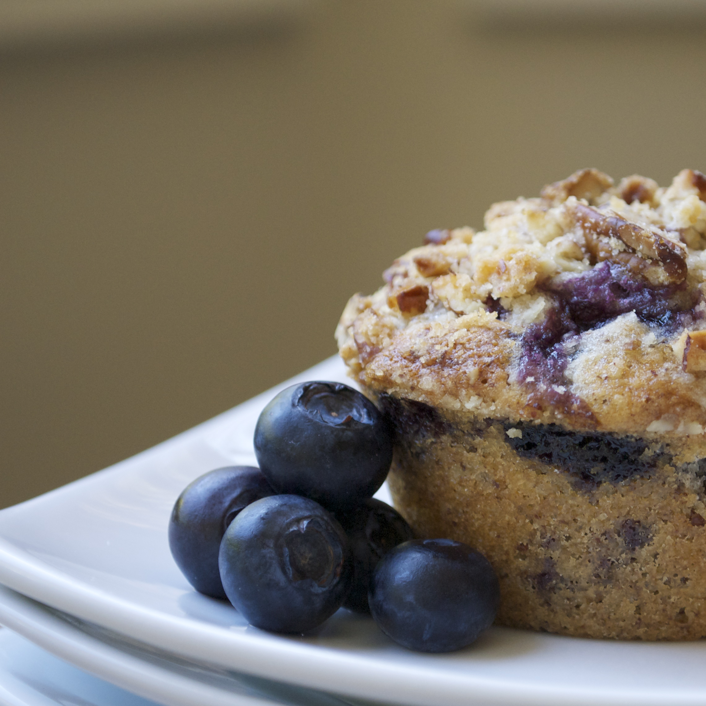 True Blue…a perfect blueberry muffin every time!