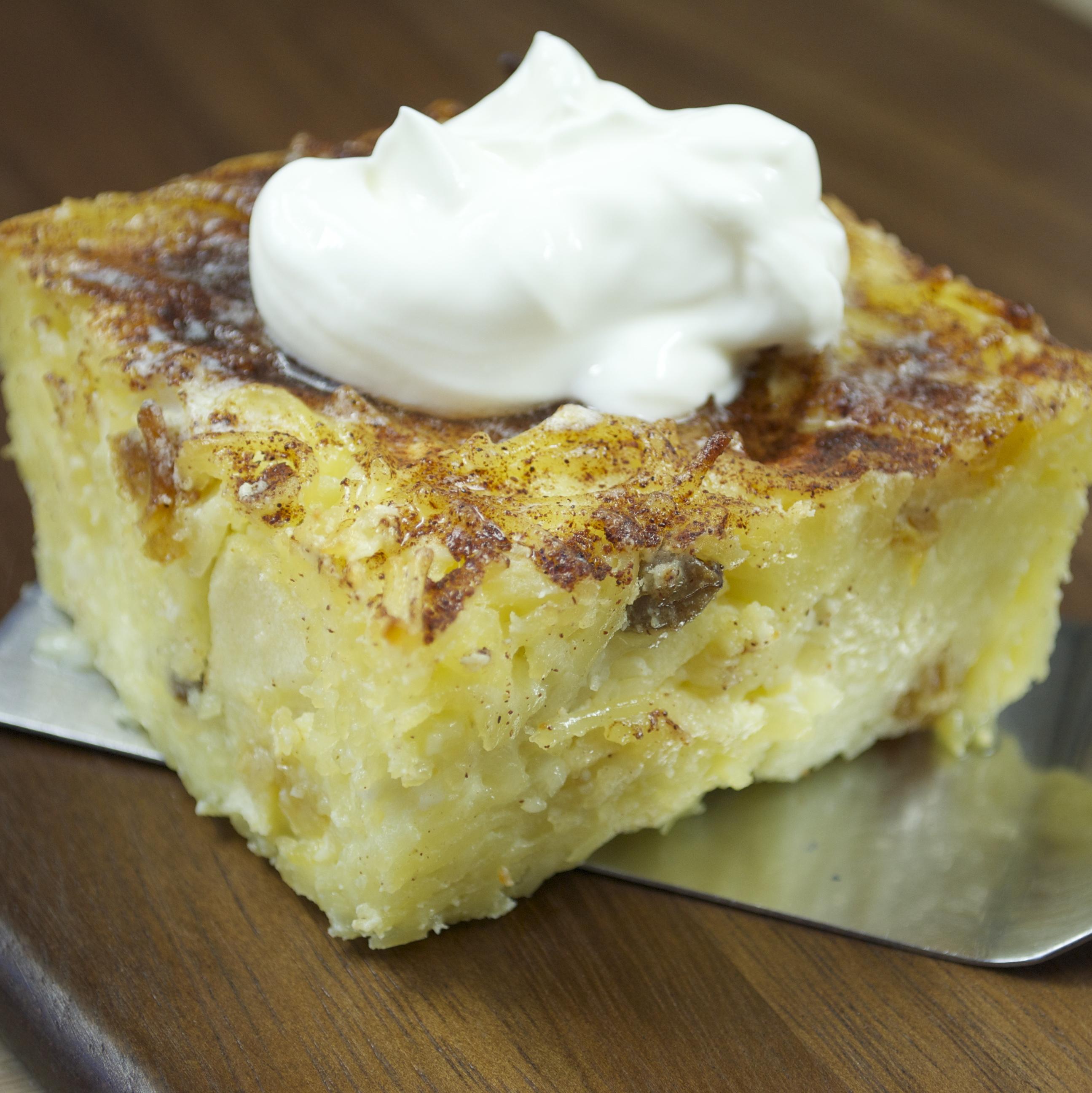Kugel Noodle Pudding - Mama's Gotta Bake