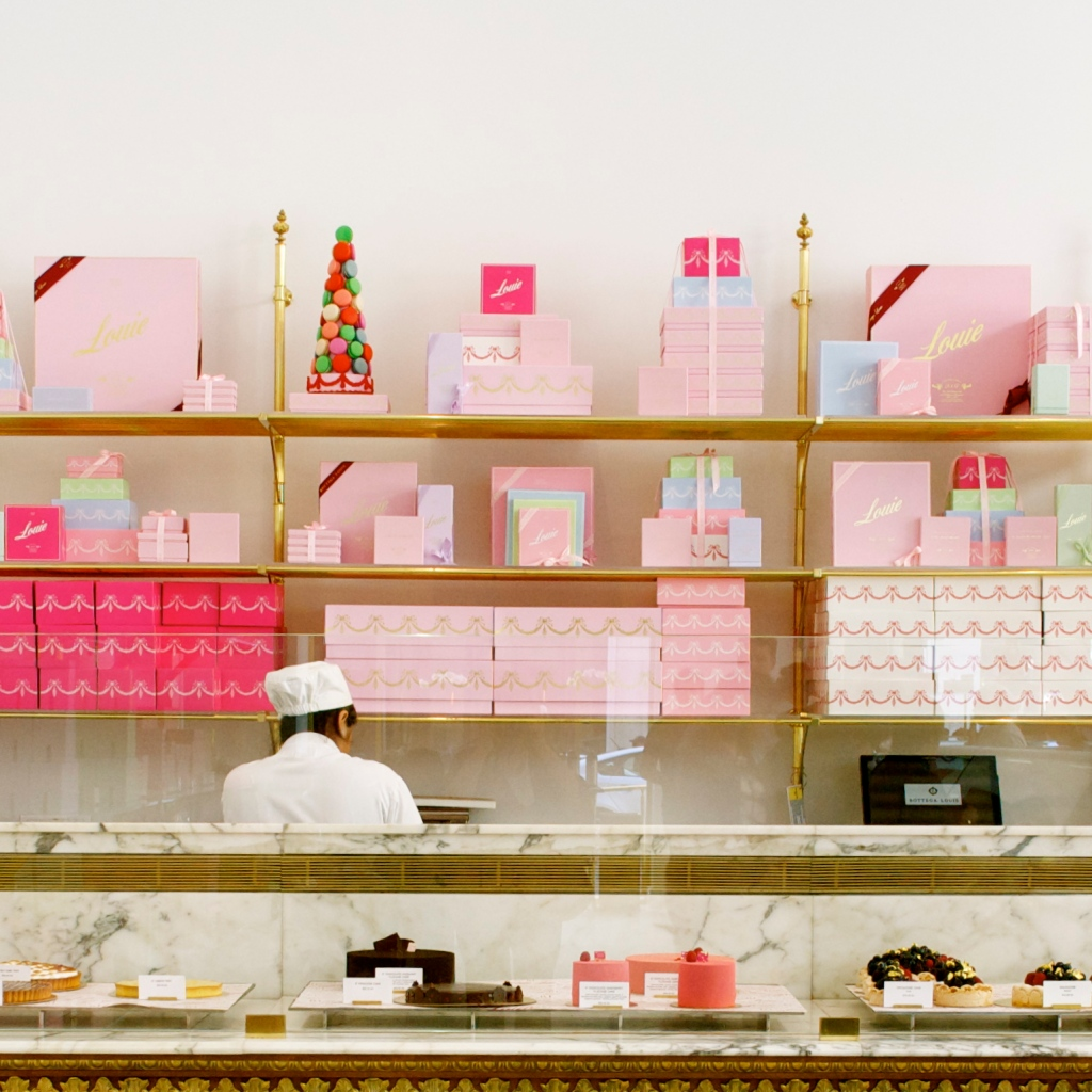 Bottega Louie in Downtown Los Angeles