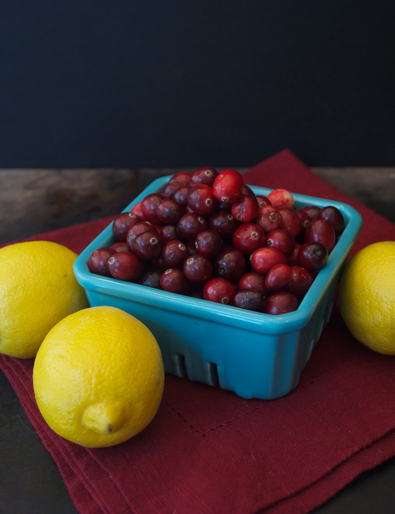 Cranberry Lemon Bundt Cake