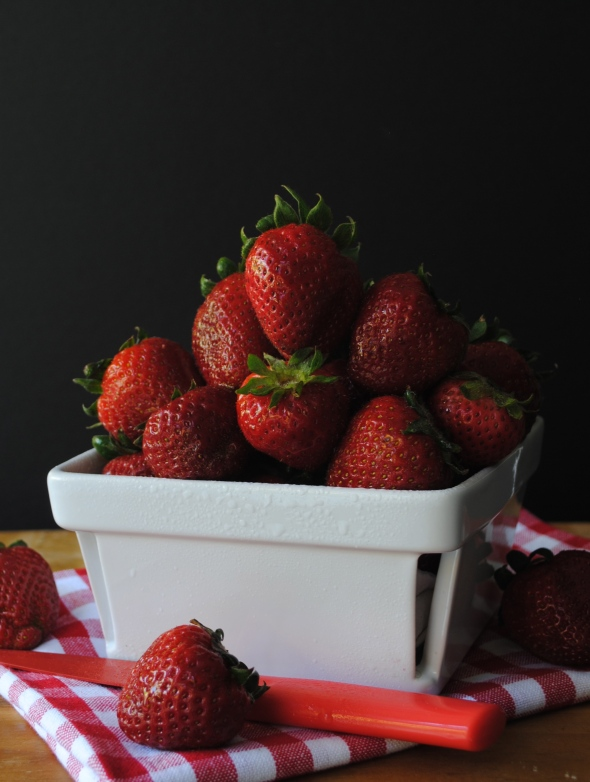 Fresh California Strawberries