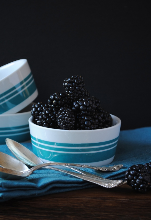 Blackberry Pudding