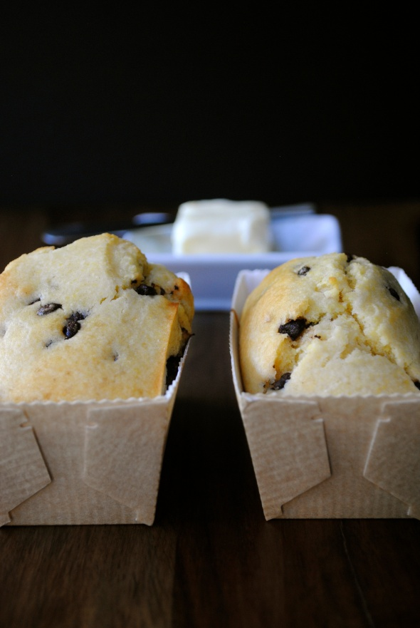 Chocolate Chip Cornbread
