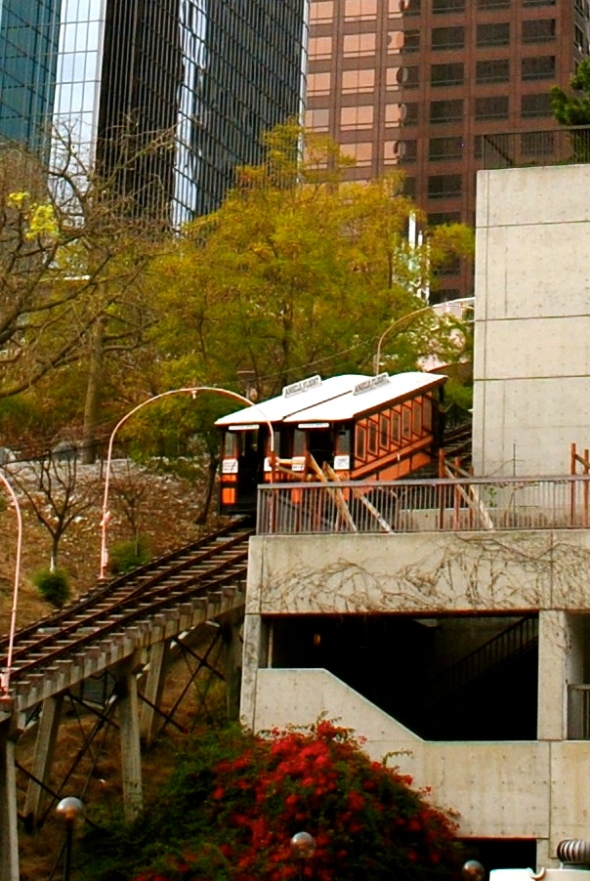 Angel's Flight Railway